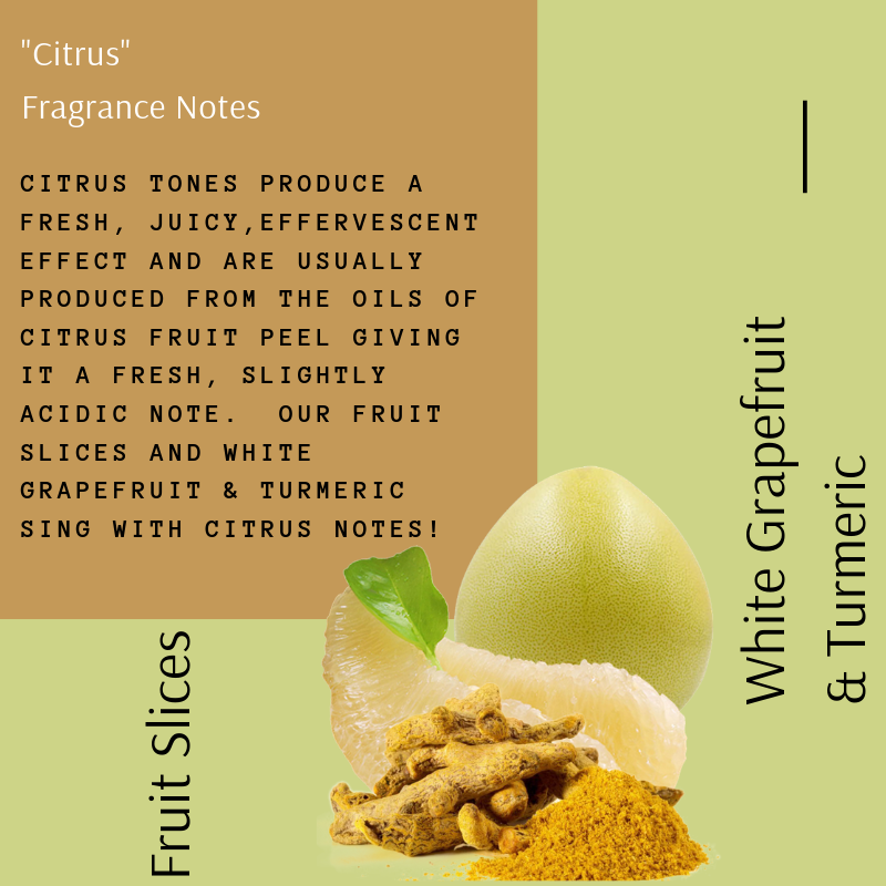 The _Citrus_ fragrance Note (1)