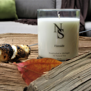Fireside Candle