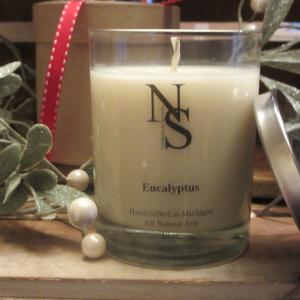 Eucalyptus Candle
